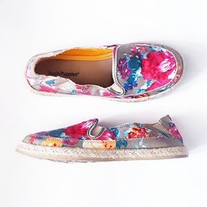 ⭐HOST PICK⭐HUSH PUPPIES Floral Espadrille Loafers